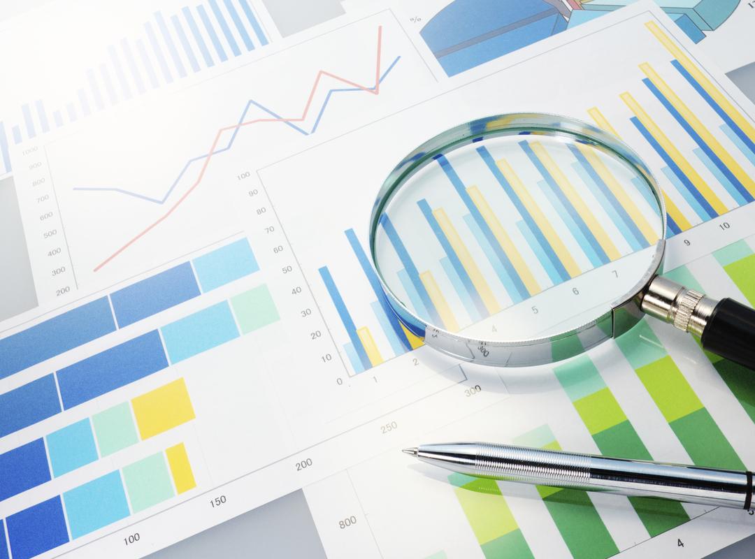 Vergrootglas op statistieken